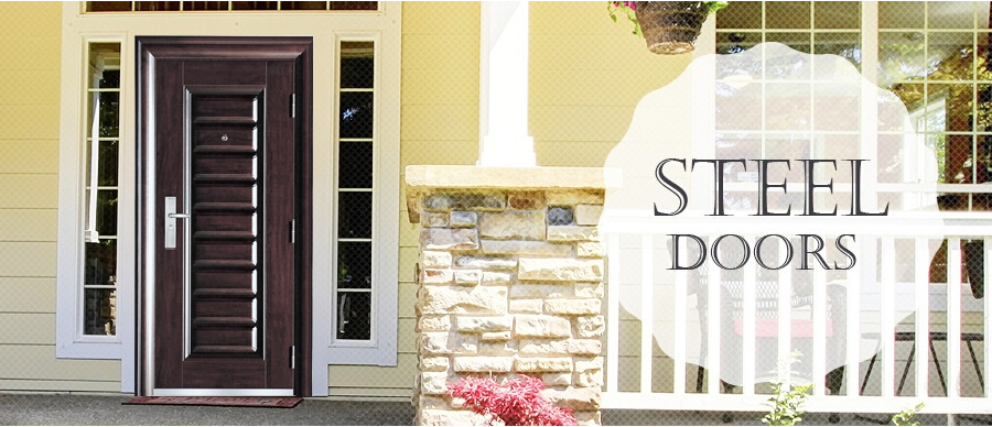 Why Dwarco Steel Doors?
